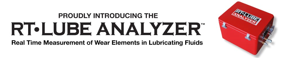 Rt-Lube Analyzer