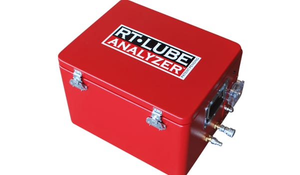 RT Tube Analyzer